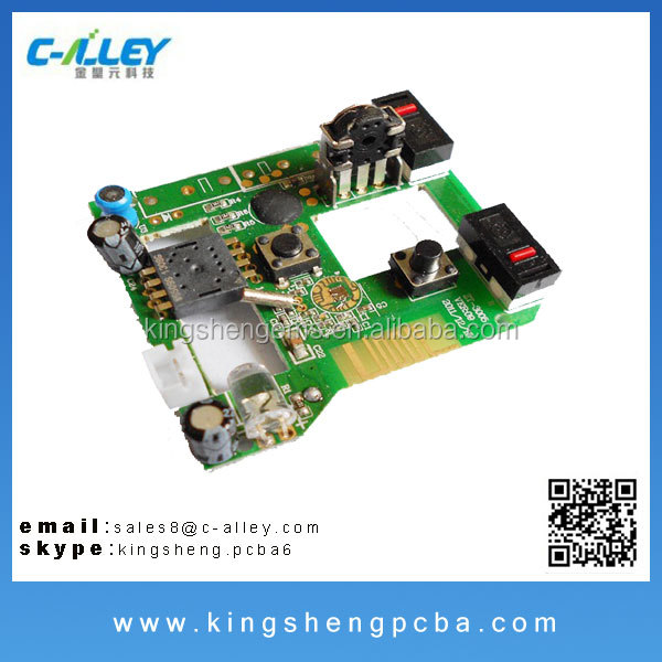 High quality computer mouse PCBA ,PCBA USB mouse motherboard with full automation machine