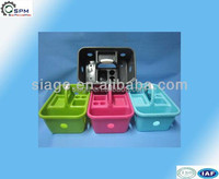 plastic shower caddy bath with handle mold maker
