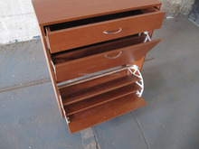 new design on sale shoe cabinet