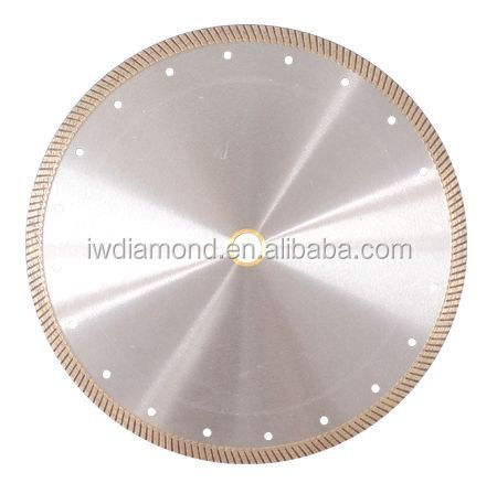 Saw Tools/ Continuous Rim Tile sintered saw Blade with Competitive Prices
