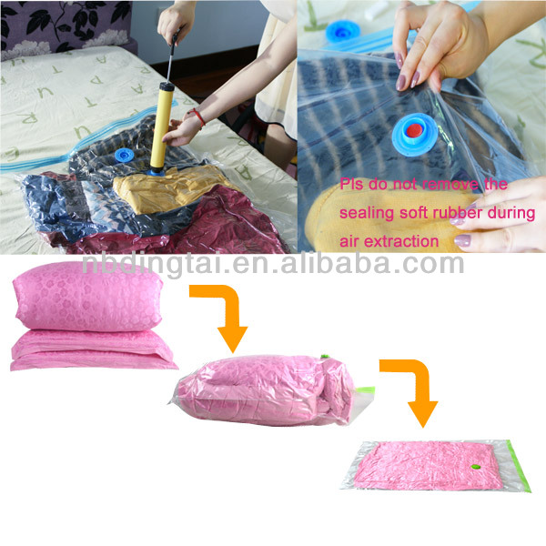 travel vacuum storage bag producer