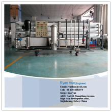ro drinking water desalination machine/Seawater Ro Desalination Plant price