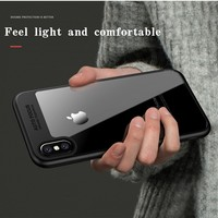 Phone Accessories Mobile Clear TPU case for iphone X, for Apple 6/7/8 case, for iphone x cover Tpu