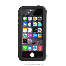 Wholesale Slim 360 Degree Full Cover Waterproof Mobile Phone Case for iPhone SE 5S