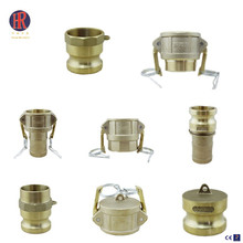 Wudi Herong High Quality Precision Casting Brass Quick Fittings Camlock Coupling