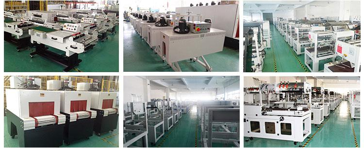 Adjustable Sleeve Sealer Shrink Packing Machine