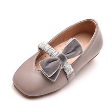 with butterfly soft leather kid flash flat summer girl fitting baby shoes
