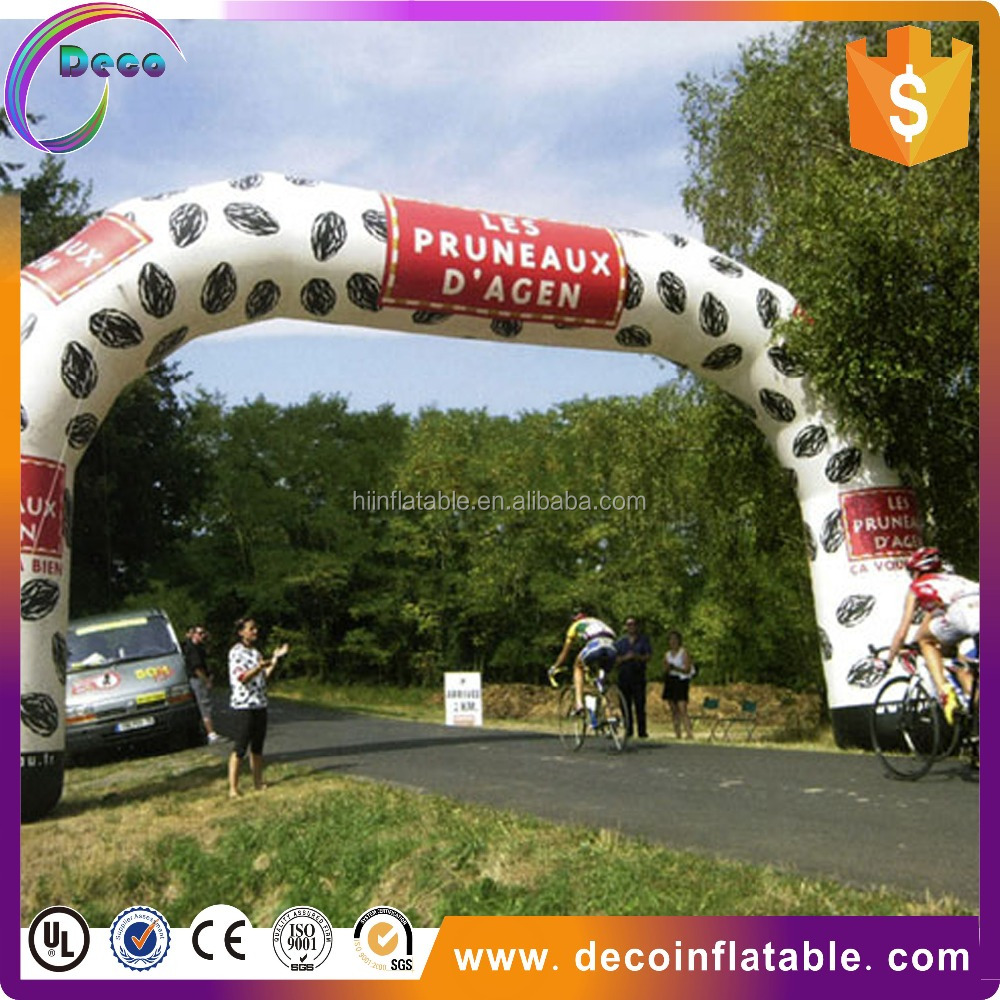 best quality advertising inflatable arch for events