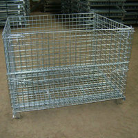 "Hot Sale 45"" Folding Powder Coated Welded Dog Cages/Animal Products For Pet"