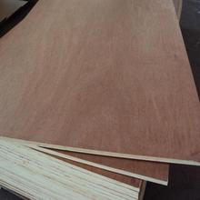 shandong linyi 2.7mm red hadwood commercial plywood with cheap price