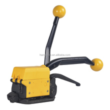 A333 manual steel strapping tool buckle-free hand packing tool