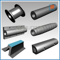 Solid Marine Rubber Fenders/Quay Marine Rubber Fenders/Port Marine Rubber Fenders