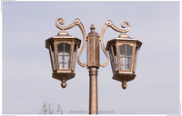 antique classic led light Factory direct 60W outdoor garden light