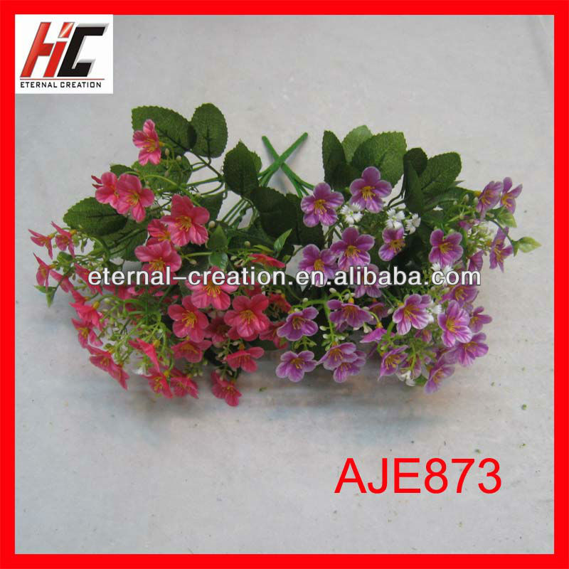 Japanese cherry blossom design silk flowers wholesale canada