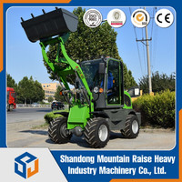 China ZL08 800kg Snow Blade Wheel Loader