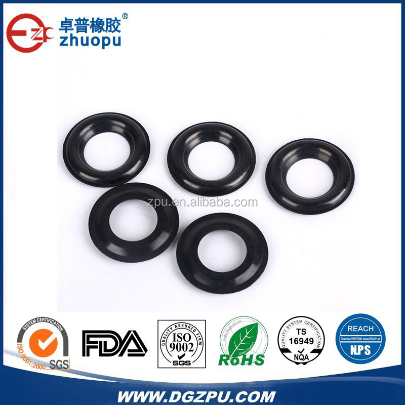 Custom Waterproof Electric Cable Gland Rubber Seal