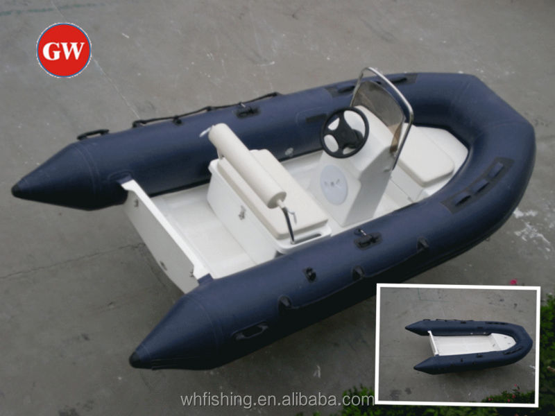High Speed Hot Sale Hand Made Professional Large Deluxe RIB Boat