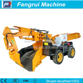 Hydraulic WDZL100 underground mucking loader with high quality for export