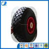 China QIngdao wholesale 10 inch pneumatic rubber wheel for wheelbarrow