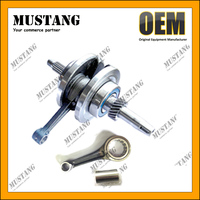 High Performace OEM Spare Parts 4 Strockes CG125 Motorcycle Crankshaft