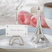 Hot sale eiffel place card holder events and wedding decoration