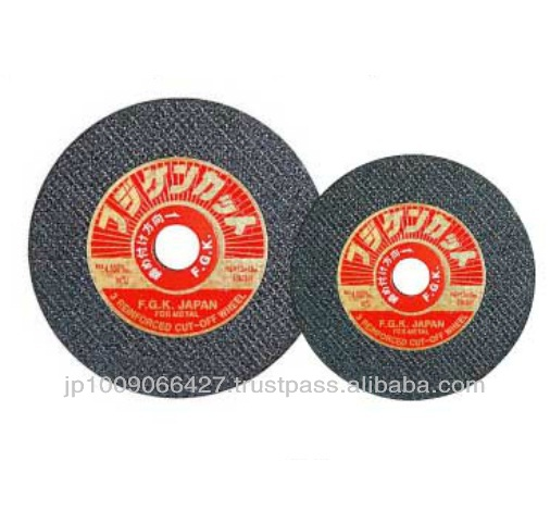 Abrasive cut off wheels Japanese brand