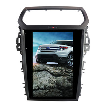 "12.1"" Quad Core Android 7.1 Car DVD Player For Ford Explorer 2013- / 2016- Radio Navigation with WIFI Bluetooth GPS Function"