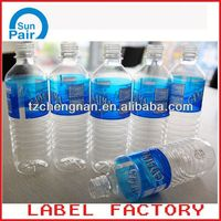 2013 Best cheap waterproof labels stickers printing colorful Printing