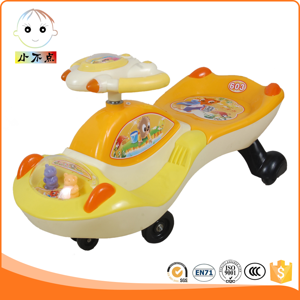 children plasma car / kids twist car / baby swing car xbd-603 plane handle