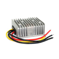 High Qualigy DC DC Converter 15-40V 19V 24V 36V Step down to 12V 20A 240W Power Supply buck Module Waterproof
