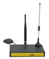 F7426 3G GPS tacking router with signal strength display in real time j