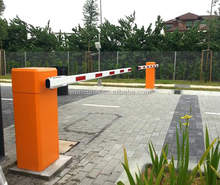 Low price Road safety Automatic Electric gate barrier ,highway Toll station vehicle traffic barrier gate with Remote control
