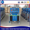 china pop hot sale pu roller making polyurethane elastomer casting machine