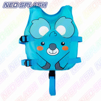 Fashionable Blue Cartoon Koala Printing Children