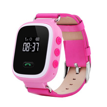 Wholesale GPS Kid Smart Watch Call Location Finder Tracker children gps watch for kids