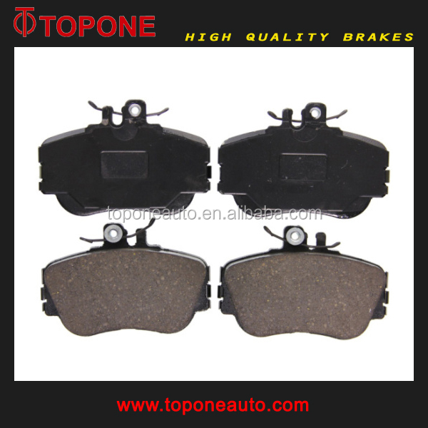 Car spare part 0024202220 brake pad for MERCEDES-BENZs 0445.00 D645