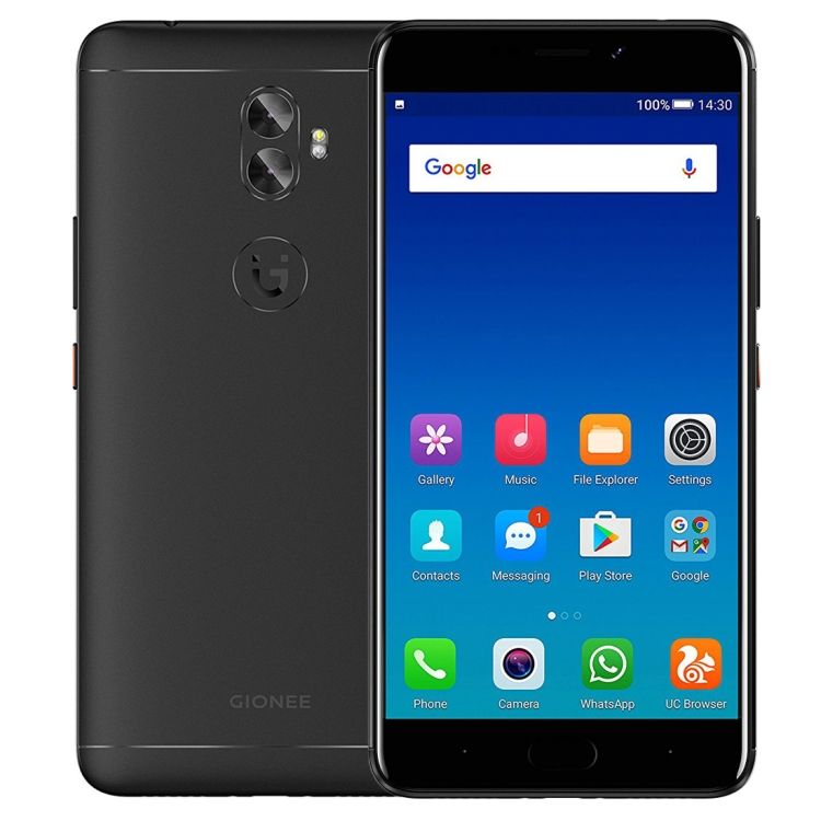 online cheaper cell phone Gionee <strong>A1</strong> Plus, 4GB 64GB Dual Back Cameras, 20.0MP Selfie Camera 6.0 inch Android 7.0 dual sim