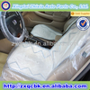 Professional factory with good price unique car seat cover/disposable plastic car seat cover