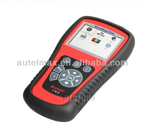 2015 AUTEL product Support All Systems Original Autel Maxidiag Elite MD802 Scanner with High Quality