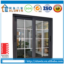 High quality cheap custom aluminum sliding window