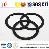 130x113.5x3.2 medium size Flat NBR rubber gasket car rubber grommet