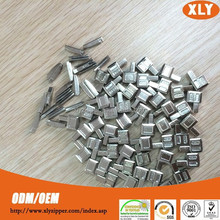 zipper manufacturer wholesale metal zipper insertion pin and box