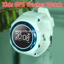 Promotion GPS Tracker Wrist Watch Phone Android APP GPS Tracking Kids Watch Tracker