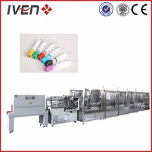 assembly machine for disposable glass blood collection tube