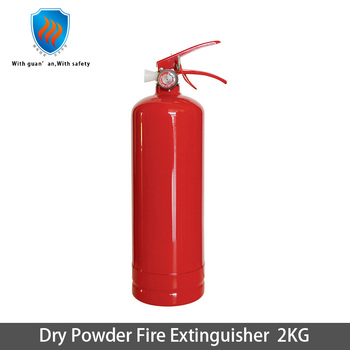 2kg Dry Powder Chemical Fire Extinguisher equipment fire