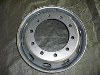 TRUCK STEEL WHEEL RIM 0034016801FOR BENZ