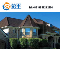 Want hot sale sand coated steel roof shingle in Africa