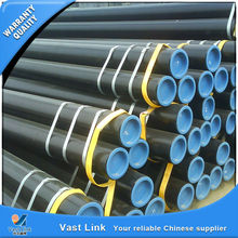 SCH80 carbon seamless steel pipe