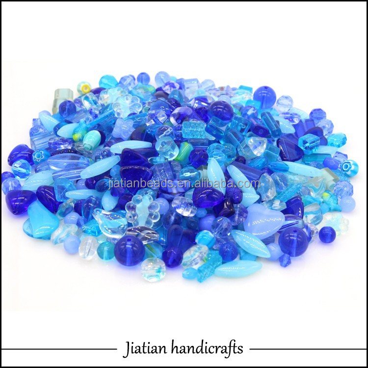 Loose glass beads for aquarium wholesale