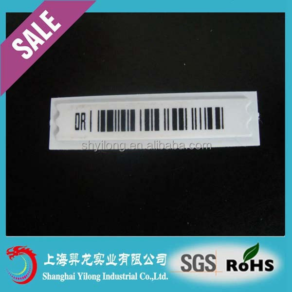 EAS label for ZLDRS1/ZLDRS2 Label with good price EL667